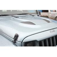 Wholesale Upgrade Spare Parts For Jeep Wrangler 2007- 2017 JK, 10th Anniversary Stingray Vents Hood from china suppliers