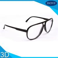 Wholesale Rayban Aviator Circular Polarized 3D Glasses For Reald Masterimage System from china suppliers