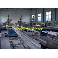 Wholesale Wall Panel PVC Profile Extrusion Process 24 - 34kw With Cutting machine from china suppliers