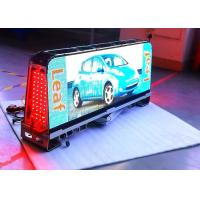Quality Taxi topper advertising LED display from Ocolour VS other taxi roof LED screen for sale