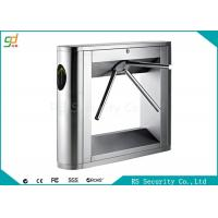 Wholesale Door Access Waist Height Turnstiles Security  Electric Tripod Turnstiles from china suppliers