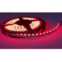 Wholesale 9.6w 12v Led Light Strips Automotive , Smd 335 Led Red Flexible Led Light Strips from china suppliers