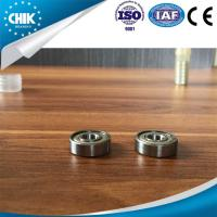 Wholesale Minature deep groove ball bearings small size ball bearing used for skateboard from china suppliers