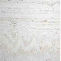 Buy cheap Marble Slab Super White Travertine Nature Stone White Travertine For Table and Wall vein cut big slab white travertine from wholesalers
