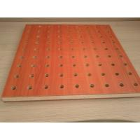 Buy cheap Perforated acoustic panel E32/6 from wholesalers