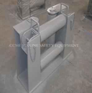 Quality marine JIS standard roller fairleads for sale