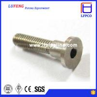 Wholesale China Manufacturer custom made stainless steel stud bolt from china suppliers