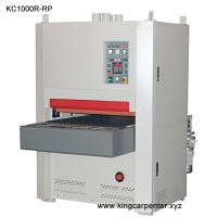 Wholesale R-RP 1000 Woodworking Wide Belt Sander Machine from china suppliers