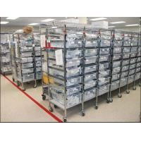Wholesale Adjustable Chrome Metal Wire Shelving Rack for Hospital &Drugstore, NSF Approval from china suppliers