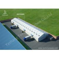 Wholesale 20M Outdoor temporary warehouse tent Aluminum Alloy Profile skylights designed from china suppliers