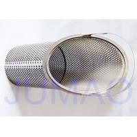 Wholesale Multi Layer Mesh Filter Basket , Stainless Steel Candle Filter Easy To Clean from china suppliers