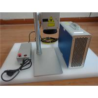 Wholesale 20W Fiber Laser marking machine for Keyboard,Jewelry,Business Cards,Dog Tags Machine Price from china suppliers
