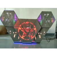 Wholesale P5 Full Color Music LED Dj Booth Facade With Wide View Angle For TV Studios / Bars from china suppliers