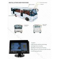 Wholesale School Bus Around View Monitor Parking Guidance Universal Car Camera System, Bird View System from china suppliers