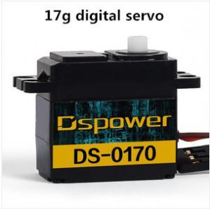 Wholesale Custom 17g Pom Gear Remote Control RC Servo 36.6 x 20.2 x 40.7mm from china suppliers