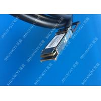 Quality 40Gb/S QSFP28 Direct - Attach Copper Serial Attached SCSI Cable For Switch 2 Meter for sale
