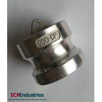 Buy cheap Aluminum Conexiones camlock type DP from wholesalers