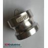Buy cheap Aluminum Conexiones camlock type DP from wholesalers