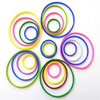 Wholesale AS568 Colourful Rubber Viton O-ring With Resistant Solvents And Non-Standard Silicone O-Ring from china suppliers