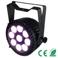Wholesale IP65 Outdoor Par Can 9pcs 10w Rgbw 4in1 / 5in1 DMX  disco dj stage lighting Decoration from china suppliers