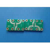 Wholesale Antenna Green 2 Layer RF PCB 30mil 1 Oz High Frequency Circuit Design from china suppliers