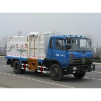 Wholesale factory direct sale best price DONGFENG 140 SIDE LOADER GARBAGE TRUCK (10CBM), 2017s new good price garbage truck from china suppliers