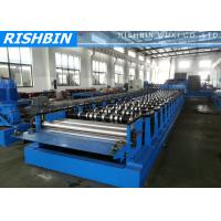 Wholesale High Precision Floor Deck Roll Forming Machine Custom Composite Forged Steel from china suppliers