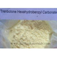 Wholesale Muscle Building Tren Anabolic Steroid Trenbolone Hexahydrobenzyl Carbonate from china suppliers