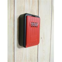 Wholesale Combination Keyless Lock Box 4 Digit Dialing Key Safe Weather Resistant from china suppliers