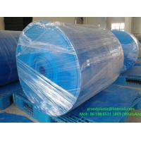China Polypropylene plastic corrugated sheet for floor and wall protection for sale