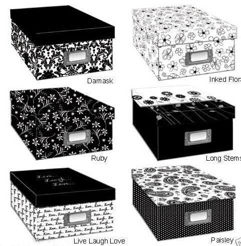 Quality Photo Storage Box/Archival Storage Box for sale
