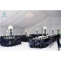 Wholesale High Strength Aluminum Tent Transparent Wedding Party Marquee Outdoor Event from china suppliers