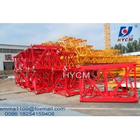 Wholesale Mast Section 1.5*2.2m Block Type For QTZ40 Constuction Tower Cranes from china suppliers