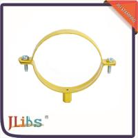 Wholesale High Temperature Cast Iron Pipe Clamps 4 Points Welded For Fastening from china suppliers