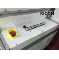 Cotton Fabric Printing Inkjet Ricoh Industrial Digital Textile Printer 7PL Drop One Year Guarrantee
