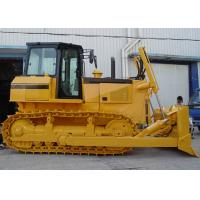 121 kW Rated Power Crawler Bulldozer with Straight 30° Side 25 ° Gradeability