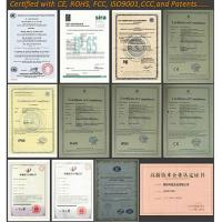 HK Anenerge Co., Limited Certifications