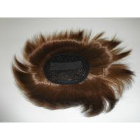 Wholesale 8 Inch - 9 Inch Synthetic Wigs Accessories Human Hair Toupee For Men from china suppliers