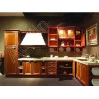 Buy cheap Hardwood Kitchen Cabinet from wholesalers