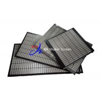 Wholesale API Standard Composite Shaker Screen Sieve Mesh For Oil Drilling from china suppliers