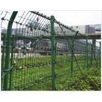 Wholesale chain link Garden Yard wire mesh fence With Ground Screw Anchor from china suppliers