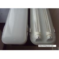 Wholesale White LED Tri Proof Light With Double Tubes 28w / 36w / 50w / 60w from china suppliers