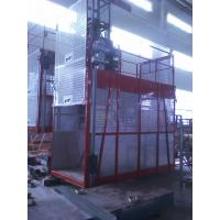 Wholesale Goods Electric Passenger Hoist Elevator , Construction Site Elevator from china suppliers