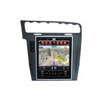 Wholesale 3G Multimedia car radio Volkswagen Gps Navigation System VW GOLF 7 2013- 10.4 Inch Screen from china suppliers