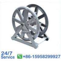 Wholesale Spiral wound pool vacuum hose reel for swimming pool products T442 from china suppliers