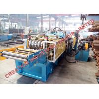 Wholesale Automatic Interchangeable Steel C Z Purlin Cold Roll Forming Machine C80-300 or Z120-300 from china suppliers