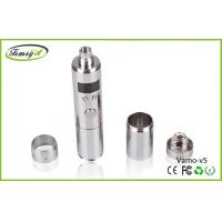 Wholesale 22mm Dia Stainless Steel Vamo V5 Mod E Cig Rda Atomizer Tanks CE , 1.6ml - 3.5ml from china suppliers