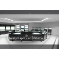 Buy cheap jewellery store display counter and cabinet from wholesalers