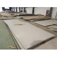 Wholesale Good Corrosion Resistance EN 1.4571 316Ti Stainless Steel Plate / 304 SS Plate from china suppliers