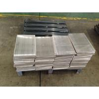 Wholesale Hot rolling AZ31B H24 M1C High potential Magnesium alloy Plate for embossing , Engraving, CNC from china suppliers